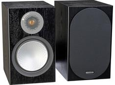 Monitor Audio Silver 100 Black Oak, pr