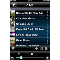 iPod AirPlay
