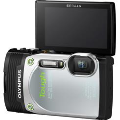 Olympus TG-850 tough-style camera