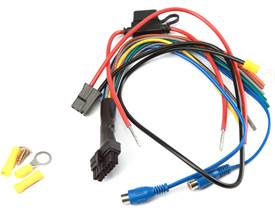 Powered Sub Wiring Harnesses