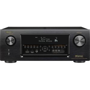 Denon AVR-X4100W IN-Command home theater receiver