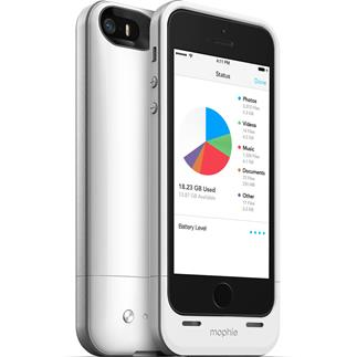 mophie space pack 32GB