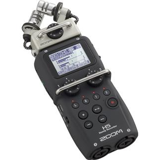 Zoom H5 Handy digital recorder