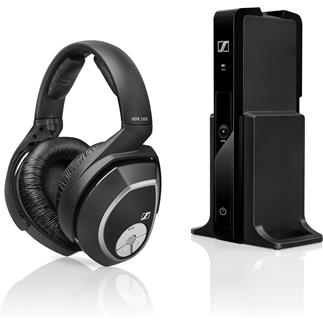 Sennheiser RS 165 wireless headphone system