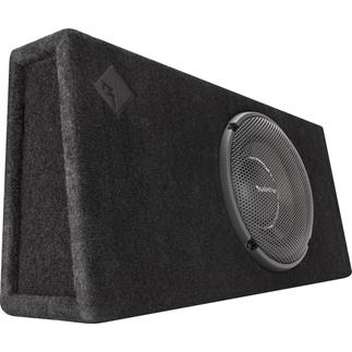 "Rockford Fosgate T1S-1x10 Single 10"" Sealed Loaded Enclosure"