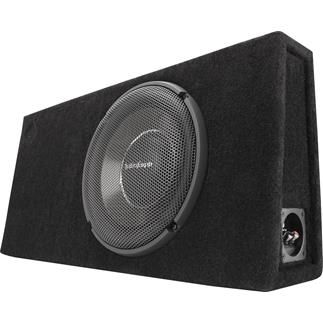 "Rockford Fosgate T1S-1x12 Single 12"" Sealed Loaded Enclosure"