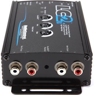 JL Audio line out loc22 High low Converter puerto etapa final radio de fábrica