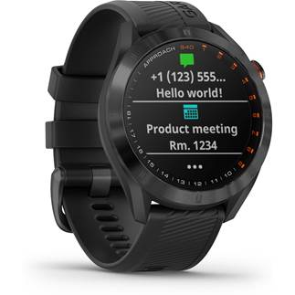 Garmin Approach S40 golf GPS watch