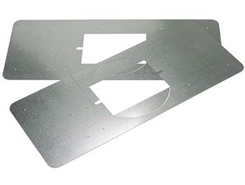 In-wall/in-ceiling Brackets