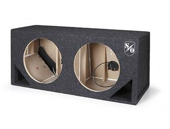 Empty Subwoofer Boxes