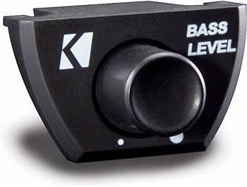 Amplifier Remotes