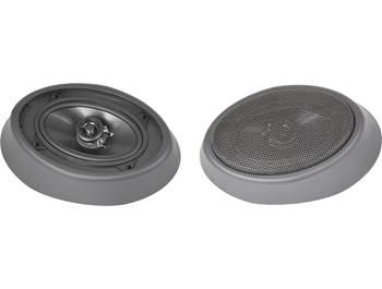RetroSound Custom Panels with Speakers