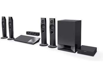 Powered Home Theater Systems