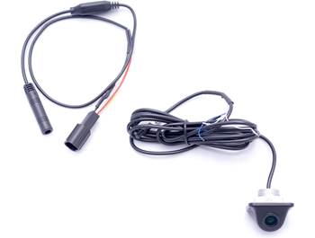 Vehicle-specific Backup Cameras
