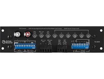 Commercial Audio Mixers