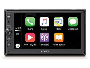Apple CarPlay Compatible Receivers