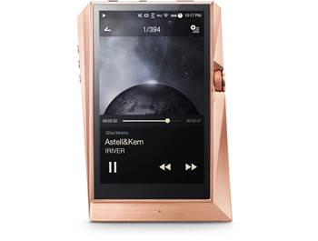 Portable High-res Music Players