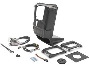 Vehicle-specific Installation Hardware