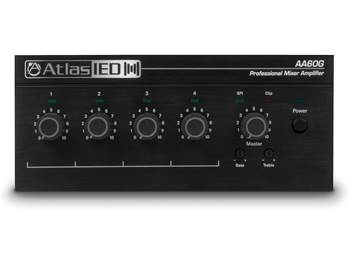 Commercial Audio Mixer/Amplifiers
