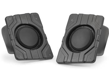 Custom-fit Speakers and Subs for ATV/UTV