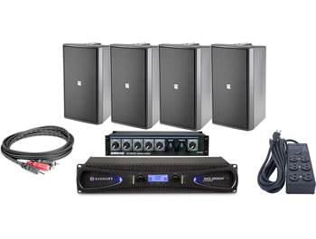 Commercial Audio Bundles
