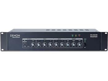 Commercial Audio Mixer/Amplifiers