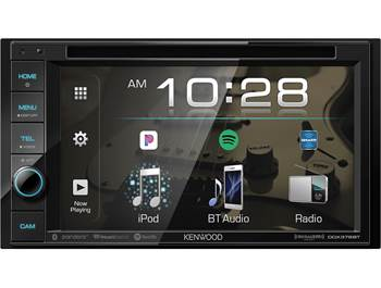 In-dash DVD Receivers