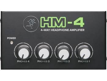 Studio Headphone Amps & Distribution