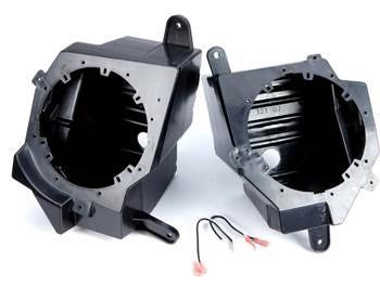 Custom-fit Speaker Enclosures