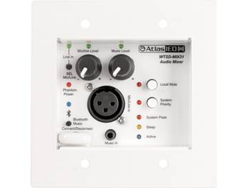 Commercial Audio Mixers