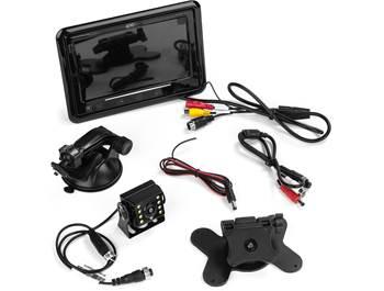 Backup Cams & Monitors for RVs
