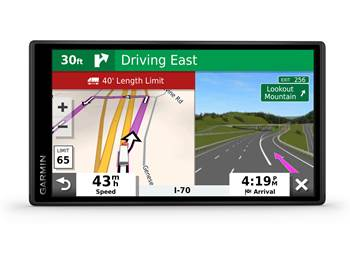 Portable GPS for RVs