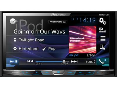 Save up to $120on select Pioneer video receivers