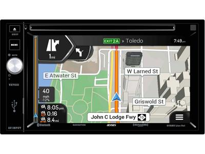 Free backup camwith this Jensen GPS receiver, plus speakers for $20