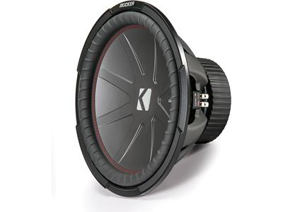 Save up to $125 on select Kicker car subs:great bass starting at just $59.99