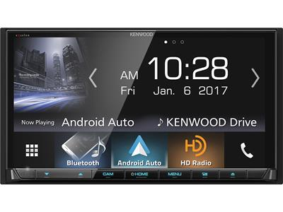 Get a $50 mail-in rebatewhen you buy a Kenwood car stereo with CarPlay or Android Auto