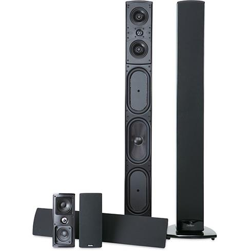 Definitive Technology Mythos STS SuperTower® System Home theater speaker system