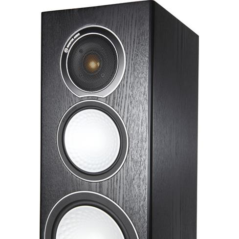 Monitor Audio Silver 8 in Black Oak