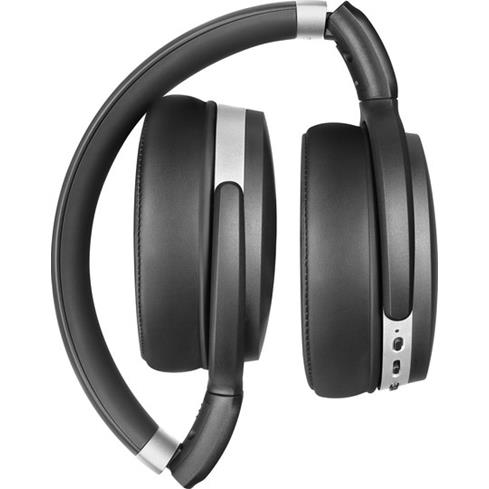 Sennheiser 4.50 BTNC wireless headphones, folded up