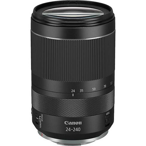 Canon RF 24-240mm f/4-6.3 IS USM telephoto zoom lens
