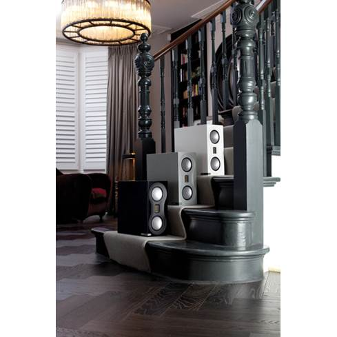 Monitor Audio Studio stand-mount speakers