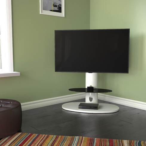 AVF Chepstow Affinity Plus pedestal TV stand