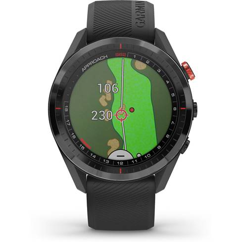 Garmin Approach S40 bundle with 3 automatic golf club monitors