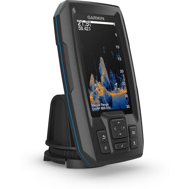 Garmin STRIKER Vivid 4cv fishfinder