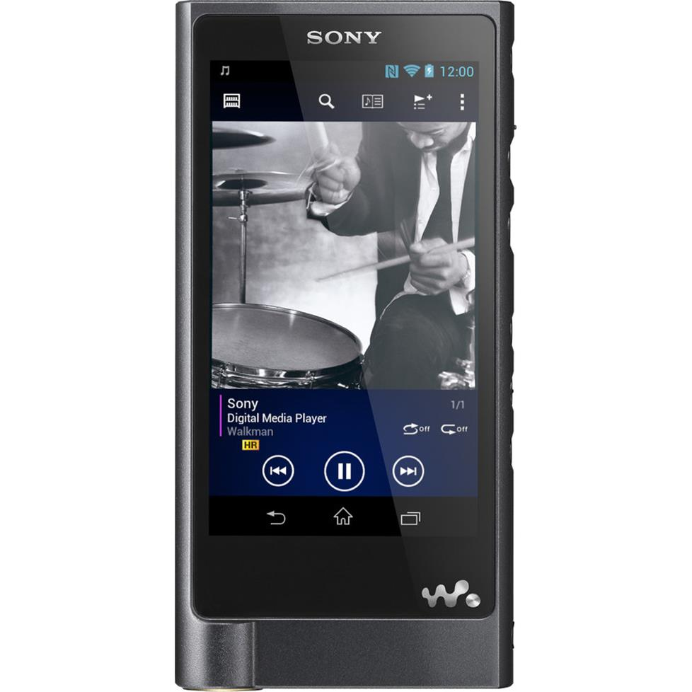 Sony NW-ZX2BLK Hi-Res Walkman