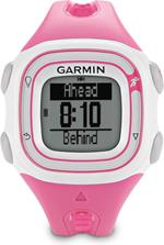 Garmin Forerunner 10 in pink