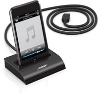 iPod dock included