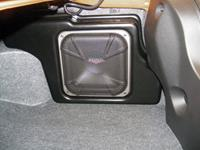 Substage for 2010-11 Mustang coupe