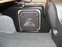 Substage for 2012-up Mustang coupe
