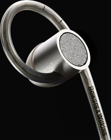 B&W C5 in-ear headphones